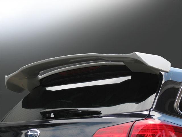 写真:デルタスピード製レガシィBR#型ワゴン用リア3Dワイドウイング
